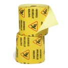 Caution Mat Split Rolls